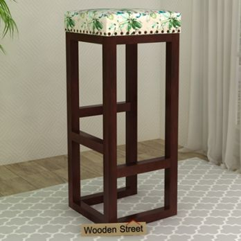 solid wood stool online india