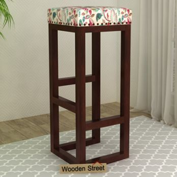 solid wood stools online india