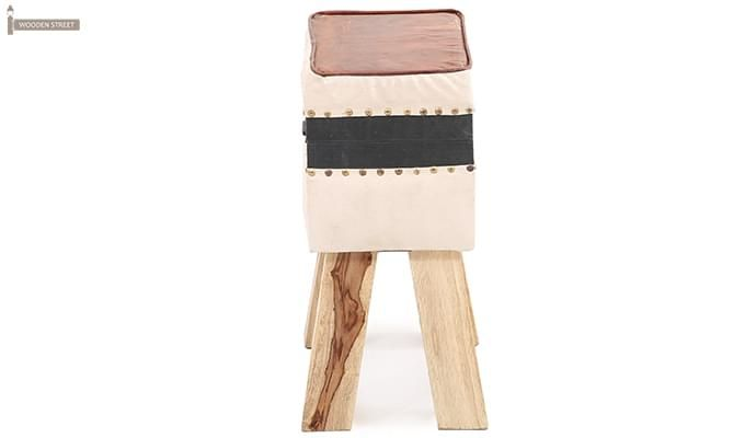 Colan Side Stool (Beige)-9