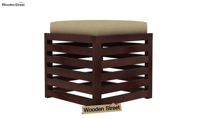 Douglas Stool (Walnut Finish)-2