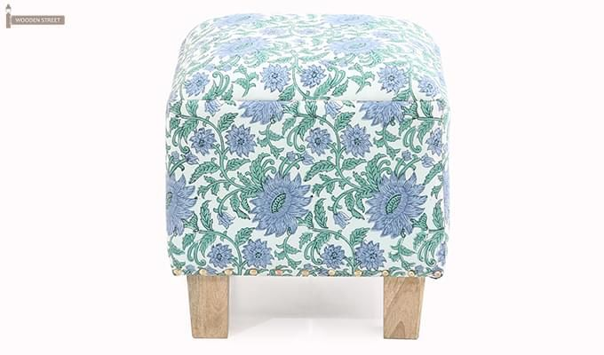Duffet Side Stool (Multi Colour)-2
