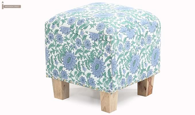 Duffet Side Stool (Multi Colour)-3