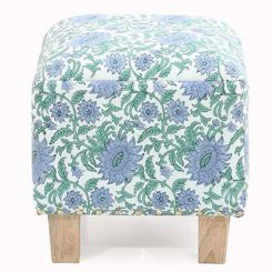 Duffet Side Stool (Multi Colour)