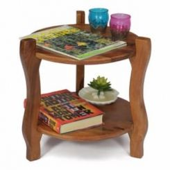 Finch Stool (Teak Finish)