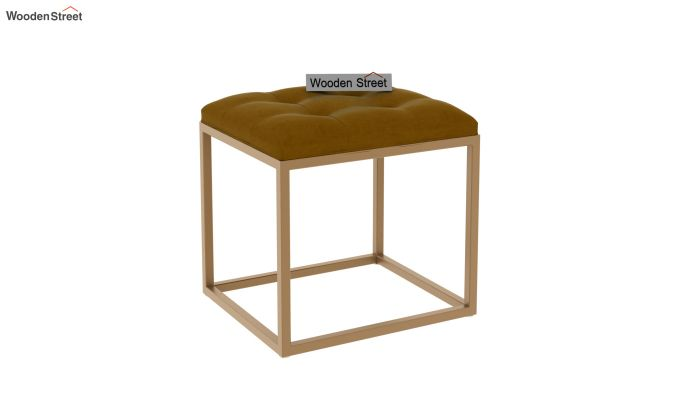 Floss Stool (Olive Gold)-2
