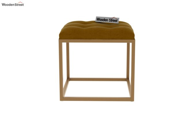 Floss Stool (Olive Gold)-3