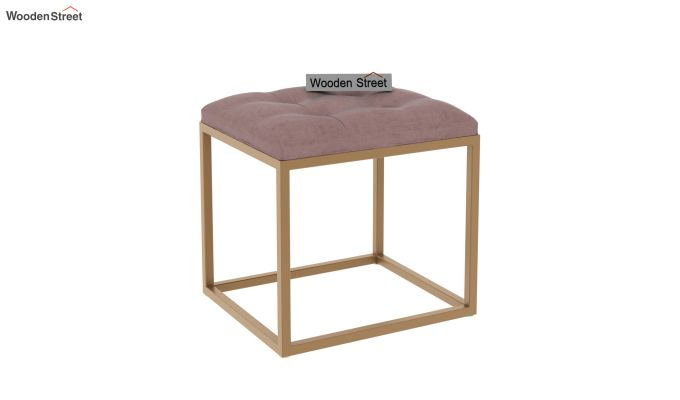 Floss Stool (Salmon Pink)-2