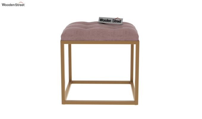 Floss Stool (Salmon Pink)-3