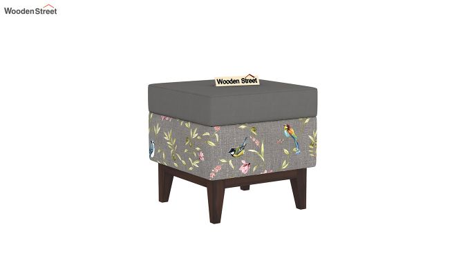 Loco Stool with Storage (Grey Robins)-2