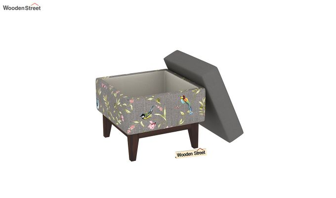 Loco Stool with Storage (Grey Robins)-4
