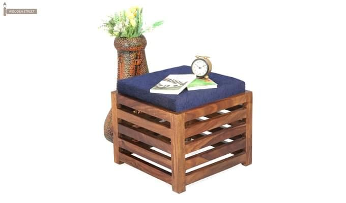 Nigel Stool (Teak Finish)-1