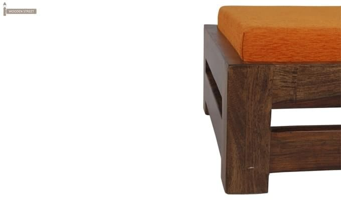 Wesley Stool (Teak Finish)-4