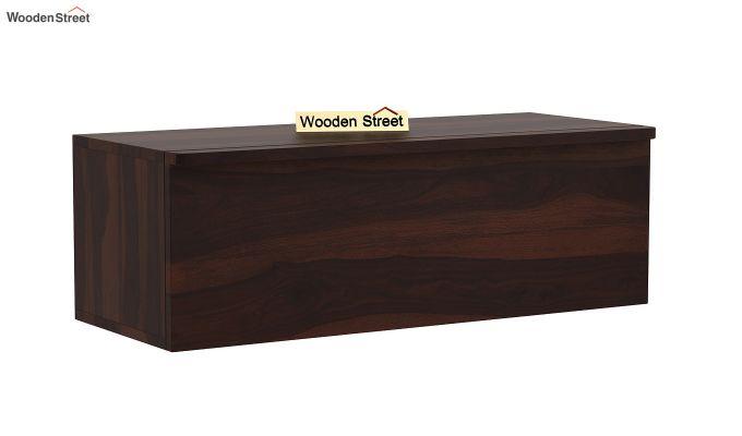 Ace Wall-Mounted Study Table (Walnut Finish)-3