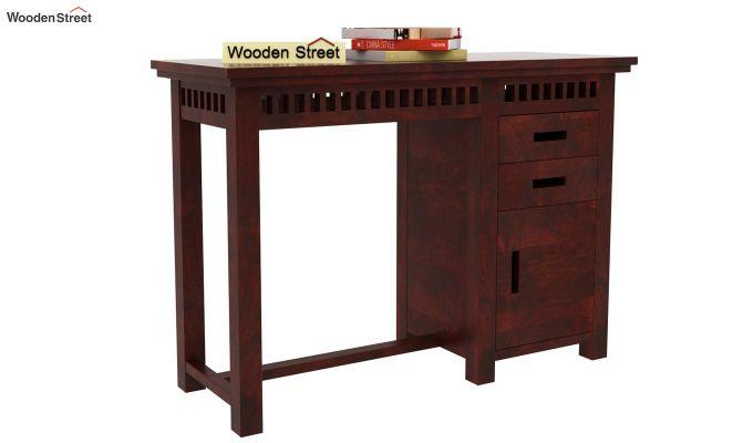 Adolph Study Table (Mahogany Finish)-1