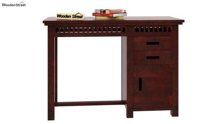 Adolph Study Table (Mahogany Finish)-2