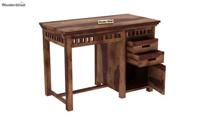 Adolph Kids Study Table (Teak Finish)-4