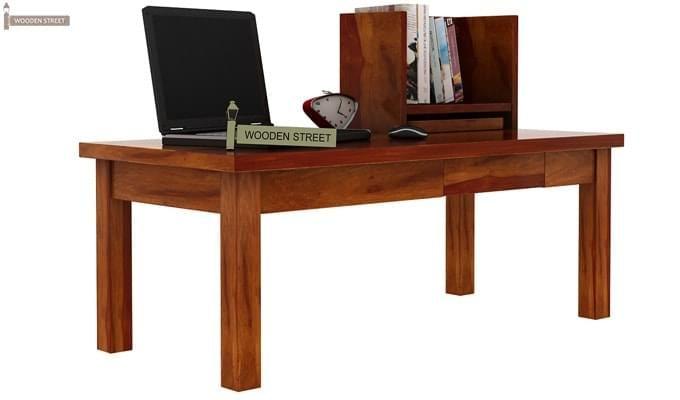 Amgen Study Table (Honey Finish)-3