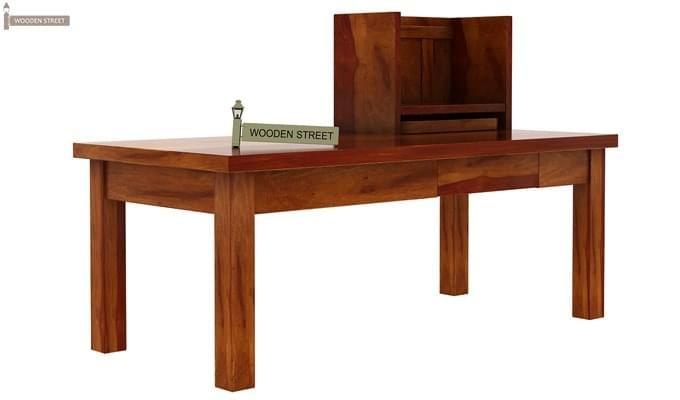 Amgen Study Table (Honey Finish)-5