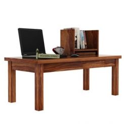 Amgen Study Table (Teak Finish)