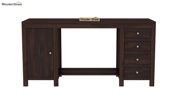 Brason Study Table (Walnut Finish)-3