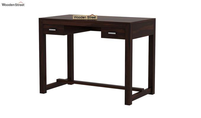 Bruce Study Table (Walnut Finish)-2