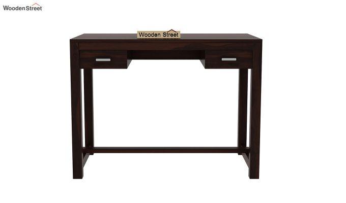 Bruce Study Table (Walnut Finish)-3