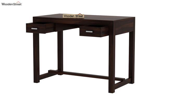 Bruce Study Table (Walnut Finish)-4