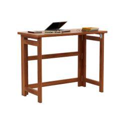 Calvin Study Table (Honey Finish)