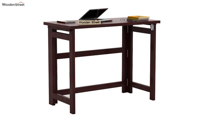 Calvin Study Table (Mahogany Finish)-1