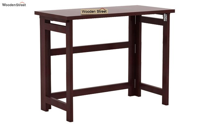 Calvin Study Table (Mahogany Finish)-3