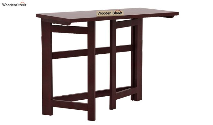 Calvin Study Table (Mahogany Finish)-5
