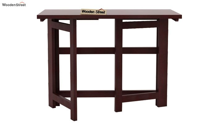 Calvin Study Table (Mahogany Finish)-6