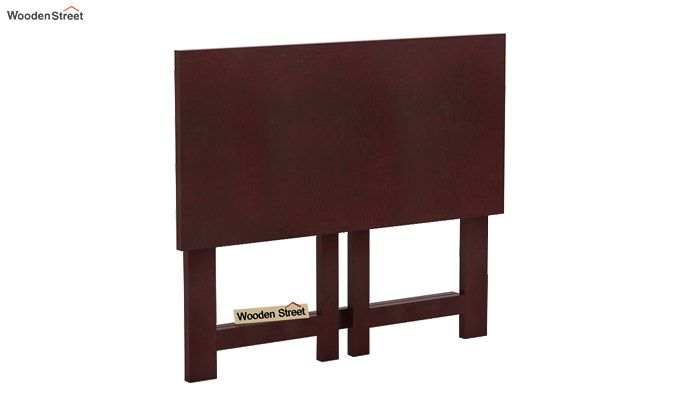 Calvin Study Table (Mahogany Finish)-7
