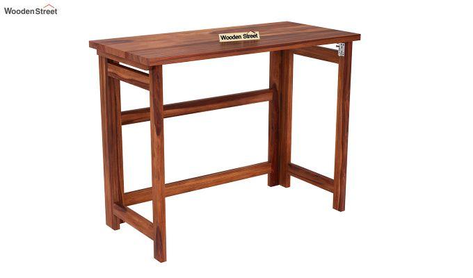 Calvin Study Table (Honey Finish)-2
