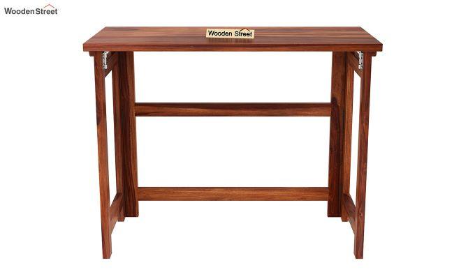 Calvin Study Table (Honey Finish)-3