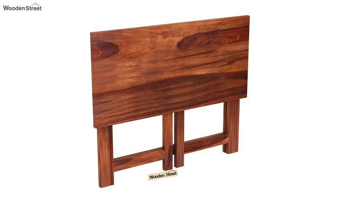 Calvin Study Table (Honey Finish)-9