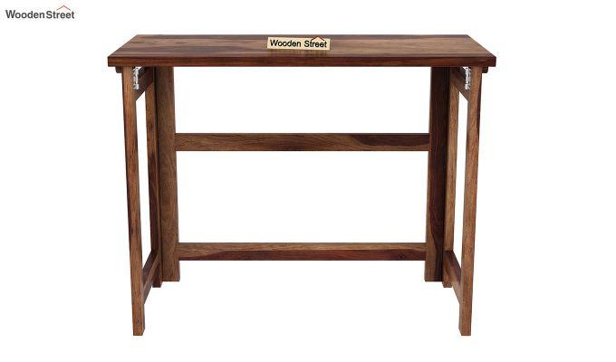 Calvin Study Table (Teak Finish)-3