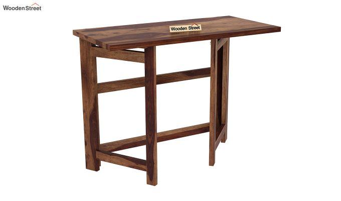 Calvin Study Table (Teak Finish)-4