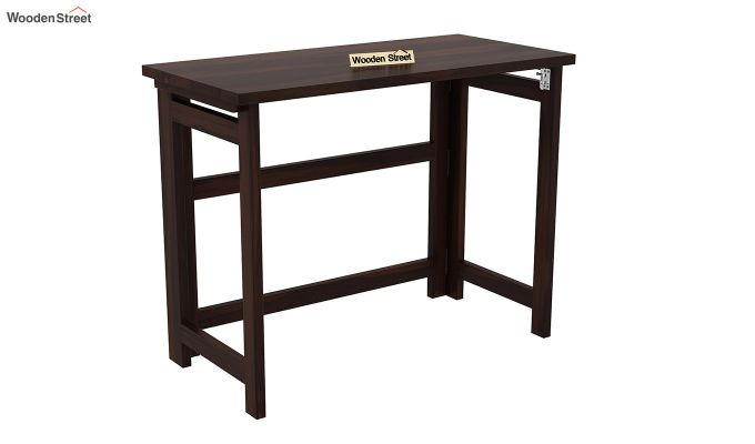 Calvin Study Table (Walnut Finish)-2