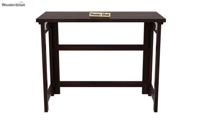 Calvin Study Table (Walnut Finish)-3