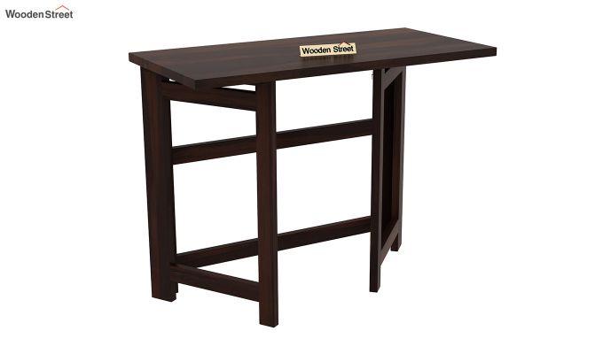 Calvin Study Table (Walnut Finish)-4