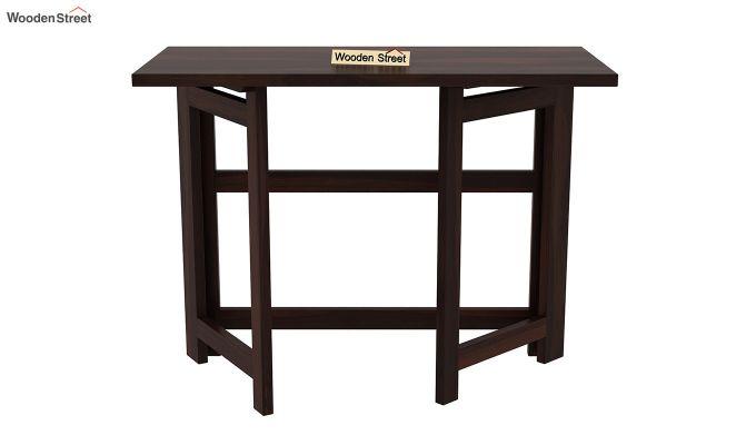 Calvin Study Table (Walnut Finish)-5