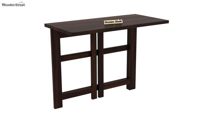 Calvin Study Table (Walnut Finish)-6