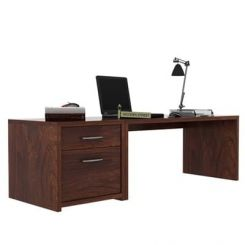 Cambria Study Table (Walnut Finish)