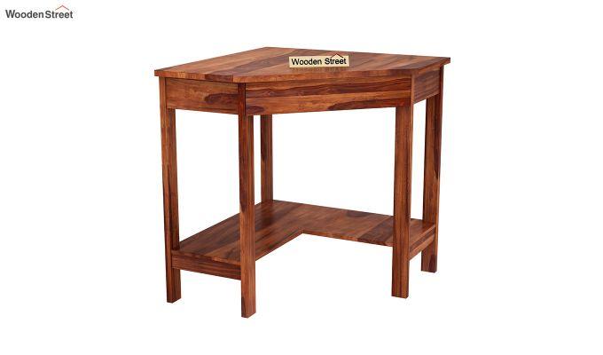 Eldor Kids Study Table (Honey Finish)-2