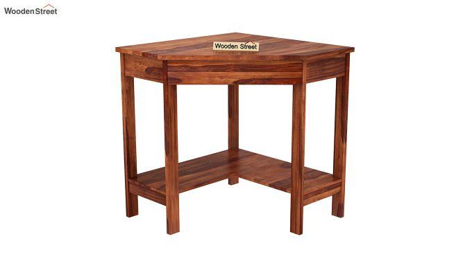 Eldor Kids Study Table (Honey Finish)-3