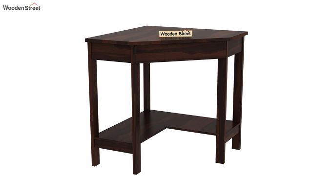 Eldor Study Table (Walnut Finish)-2