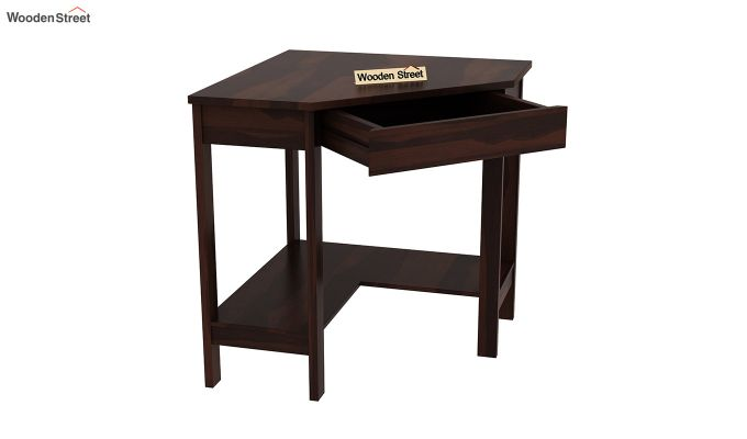 Eldor Study Table (Walnut Finish)-4