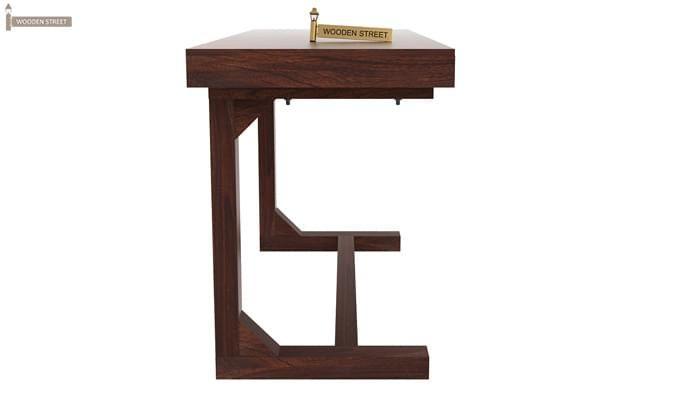 Enric Study Table (Walnut Finish)-3