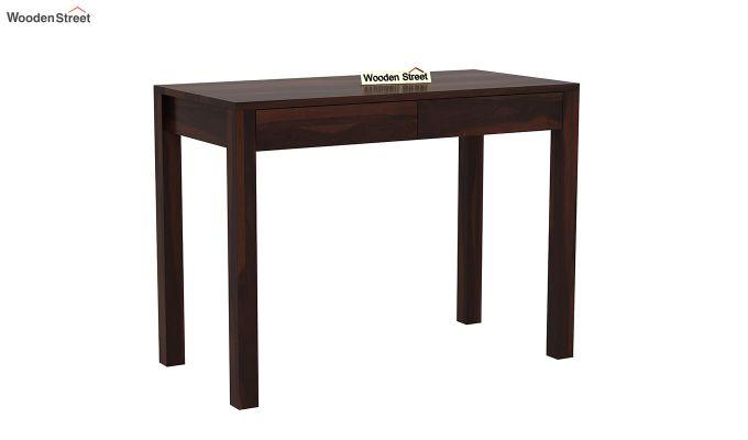 Frodo Study Table Cum Shelf (Walnut Finish)-6
